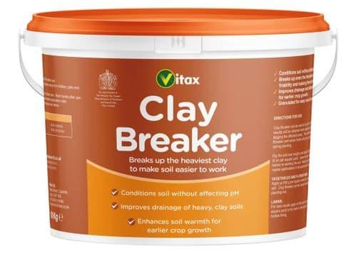 Vitax Clay Breaker - 10kg